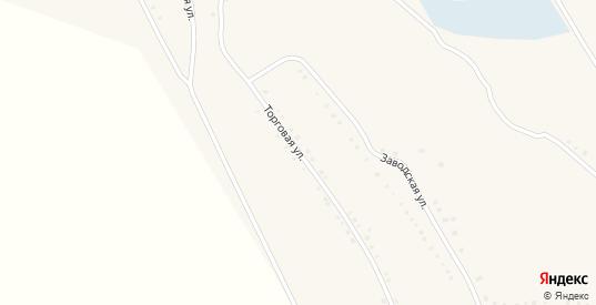 Торговая улица в Макушино с номерами домов на карте. Спутник и схема онлайн