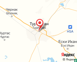 Представительство «ЖелДорЭкспедиция» Туркестан