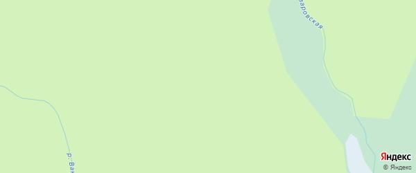 Район Каменное (зап.) на карте Ханты-мансийского района Ханты-Мансийского автономного округа с номерами домов