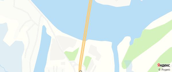 Территория Гаражи в районе промбазыООО Транспортник на карте Белоярского с номерами домов