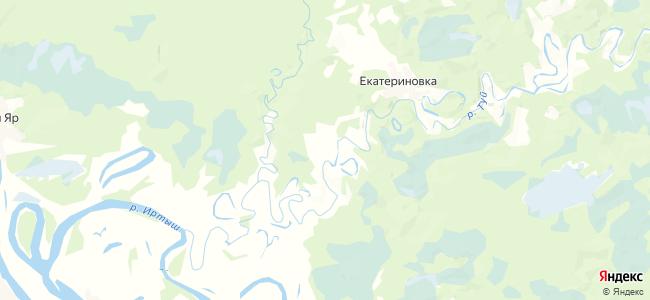 Бичили на карте