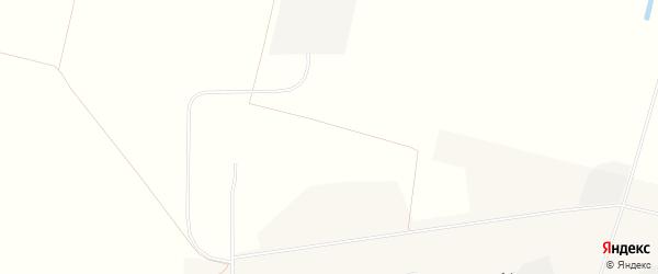 Карта деревни Андриановки в Омской области с улицами и номерами домов
