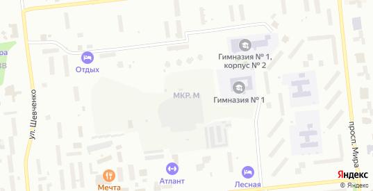 Микрорайон М в Ноябрьске