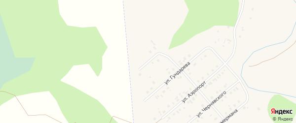 Улица Дроздецкого на карте села Кыштовки Новосибирской области с номерами домов
