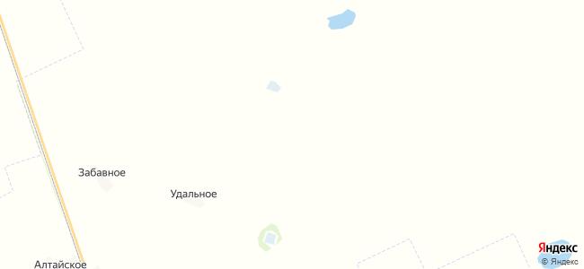 Новороссийка на карте
