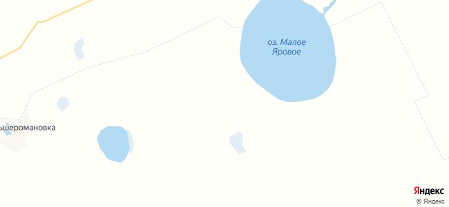 Георгиевка на карте