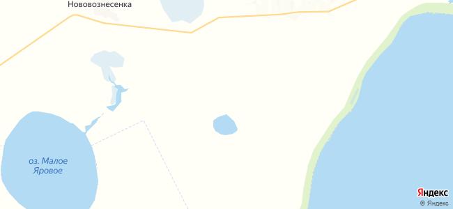Демьяна Бедного на карте