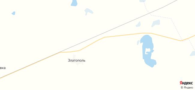 Сергеевка на карте