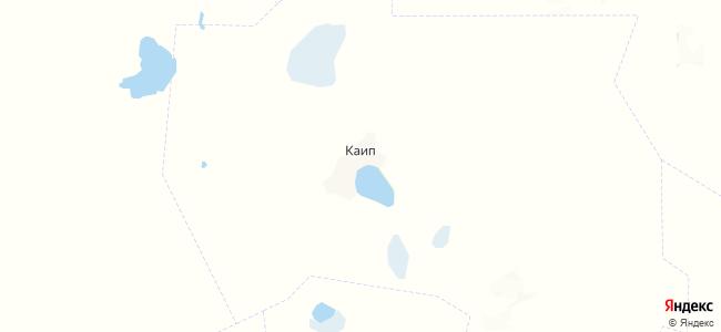 Каип на карте