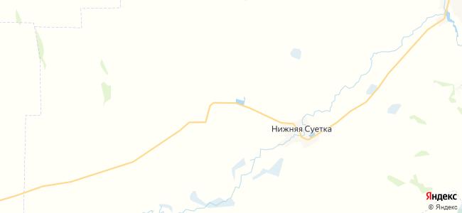 Сибирский Гигант на карте