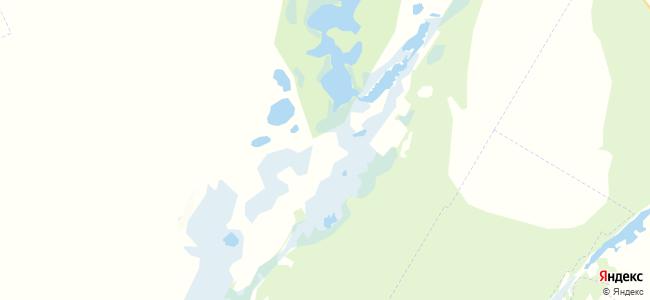 Валовый Кордон на карте