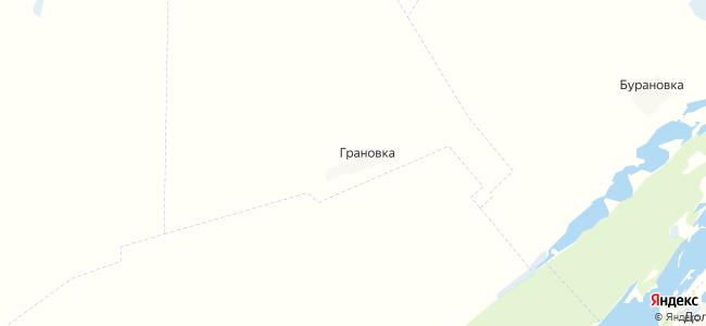 Грановка на карте