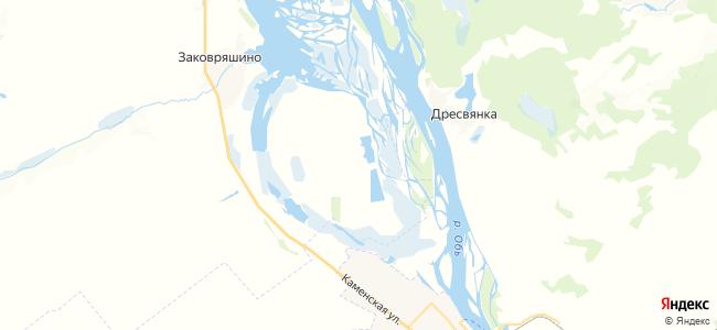 Новоувальский на карте