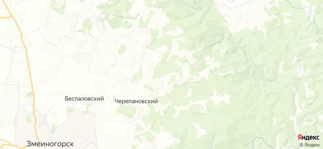 Давыдовск на карте