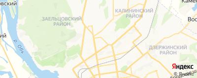 Захарова Нина Семеновна, адрес работы: г Новосибирск, пр-кт Красный, д 220