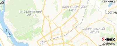 Чернаков Алексей Евгеньевич, адрес работы: г Новосибирск, ул Залесского, д 6 к 4