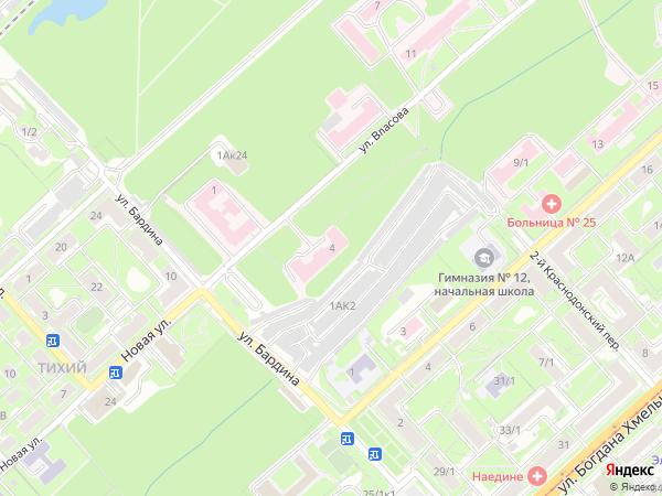 Городская клиническая больница  4