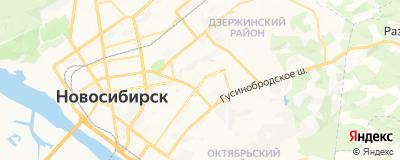 Осадчая Оксана Сергеевна, адрес работы: г Новосибирск, ул Бориса Богаткова, д 245