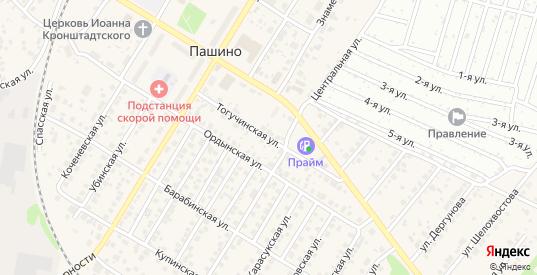 Тогучинская улица в Новосибирске с номерами домов на карте. Спутник и схема онлайн