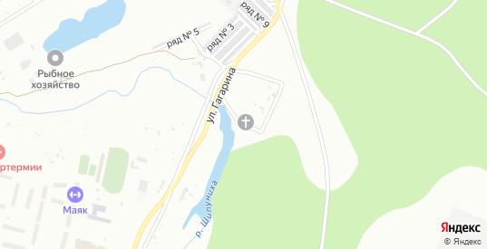 Крестьянская улица в Искитиме с номерами домов на карте. Спутник и схема онлайн