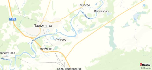 Забродино на карте