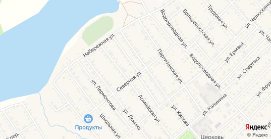 Улица Жданова в Болотном с номерами домов на карте. Спутник и схема онлайн