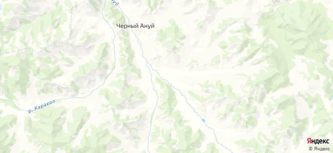 Турата на карте