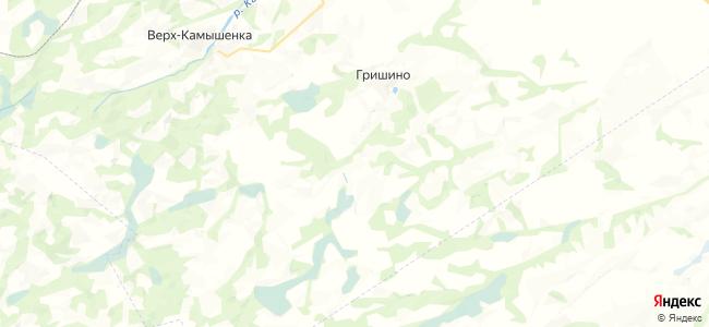 Зудилово на карте
