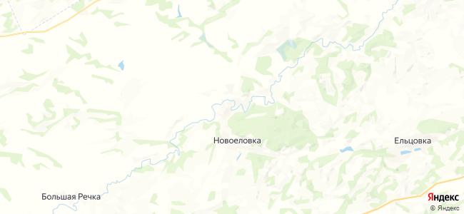 Гордеевка на карте