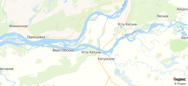 Иконниково на карте