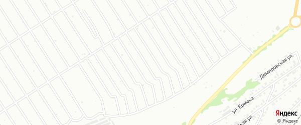 24-й квартал на карте территории ст Олеумщика с номерами домов