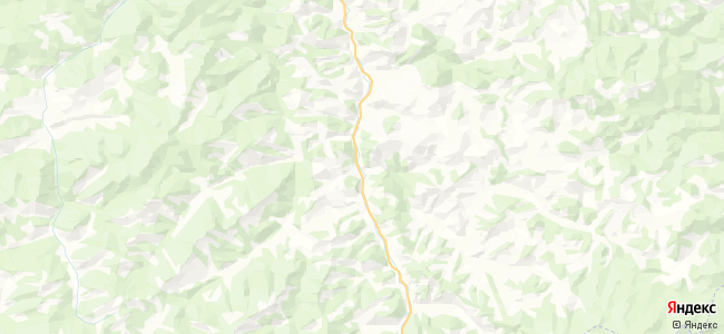 Большая Кыркыла на карте