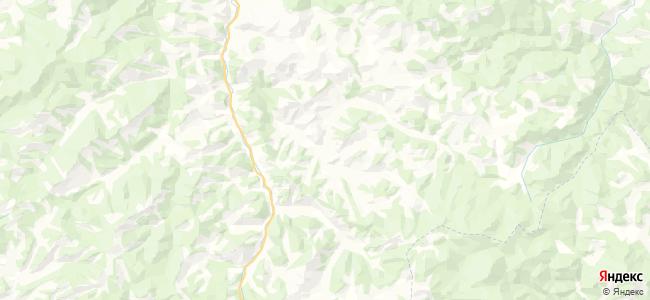 Басаргино на карте