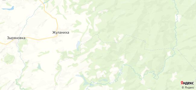 Врублевский на карте