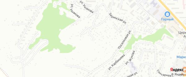 Улица 232 стрелковой дивизии на карте Горно-Алтайска с номерами домов