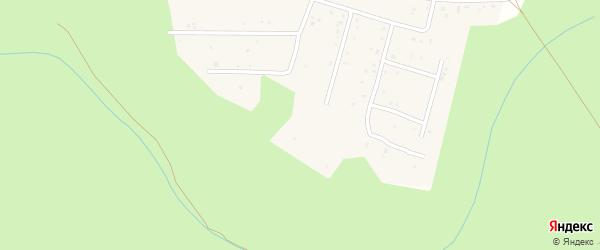 Микрорайон Солнечный квартал 3 на карте Березовского с номерами домов