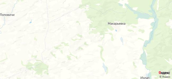 Каракан на карте