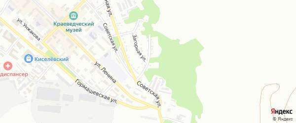 Альпийская улица на карте Киселевска с номерами домов