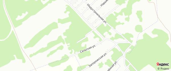 Полтавская улица на карте Киселевска с номерами домов