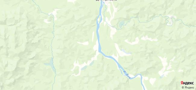 Дайбово на карте