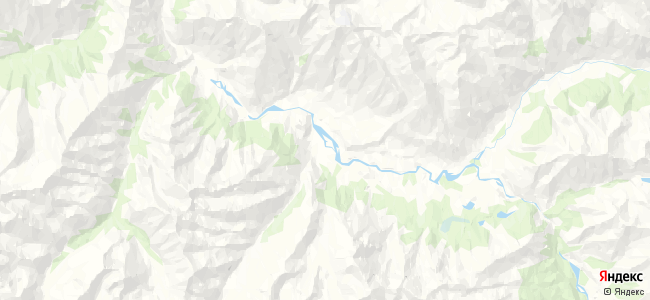 Аркыт на карте