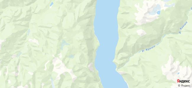 Кордон Ежон на карте