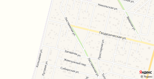 Листвяжная улица в Шарыпово с номерами домов на карте. Спутник и схема онлайн