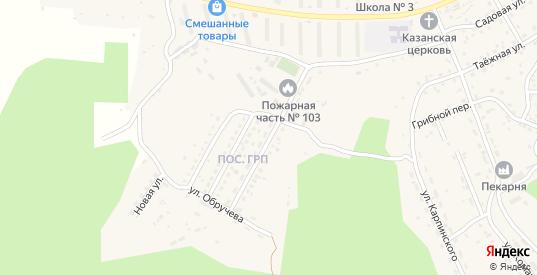 Улица Геологов в Сорске с номерами домов на карте. Спутник и схема онлайн