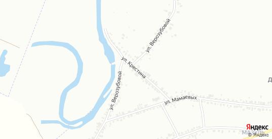 Подгорная улица в Ачинске с номерами домов на карте. Спутник и схема онлайн