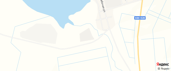 Карта территории Массив Щетинкина Городокского сельсовета в Красноярском крае с улицами и номерами домов