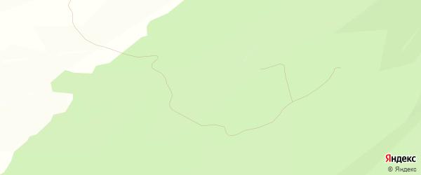 Карта садового некоммерческого товарищества Строителя в Красноярском крае с улицами и номерами домов