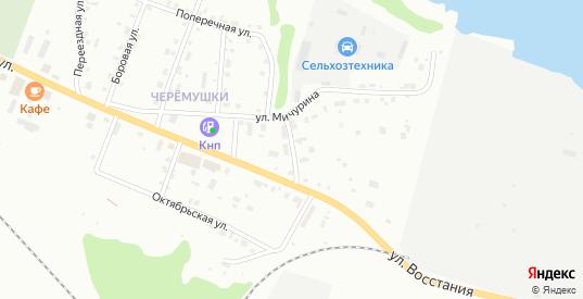 Улица Лихачева в Лесосибирске с номерами домов на карте. Спутник и схема онлайн