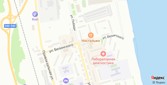 Улица Белинского в Лесосибирске с номерами домов на карте. Спутник и схема онлайн