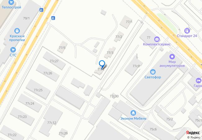 Калинина, 77 в Туле — 2ГИС | 450x650